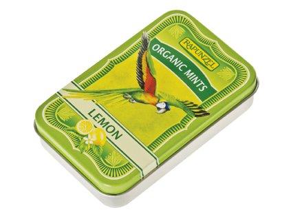 Bio citrónové dropsy 50 g