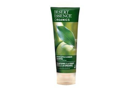 Šampon ze zeleného jablka a zázvoru (Green Apple & Ginger Shampoo)