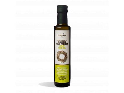 14 Hemp seed oil
