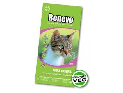 Benevo granule pro kočky 2kg