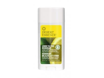 Deodorant Lemon Tea Tree (Lemon Tea Tree Deodorant)