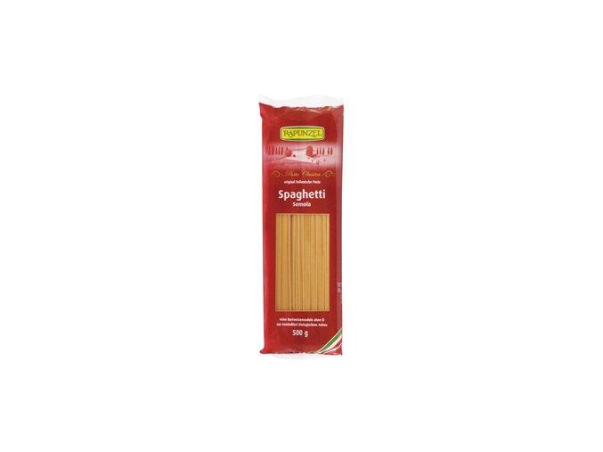 Bio špagety semolina 500 g