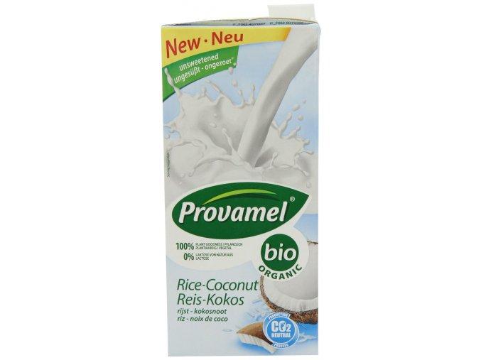 Nápoj rýžovo-kokosový 1 l BIO PROVAMEL