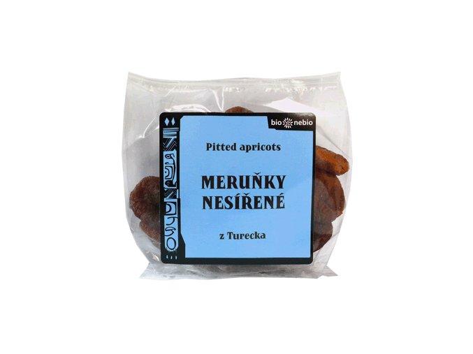 Sušené meruňky nesířené 150 g