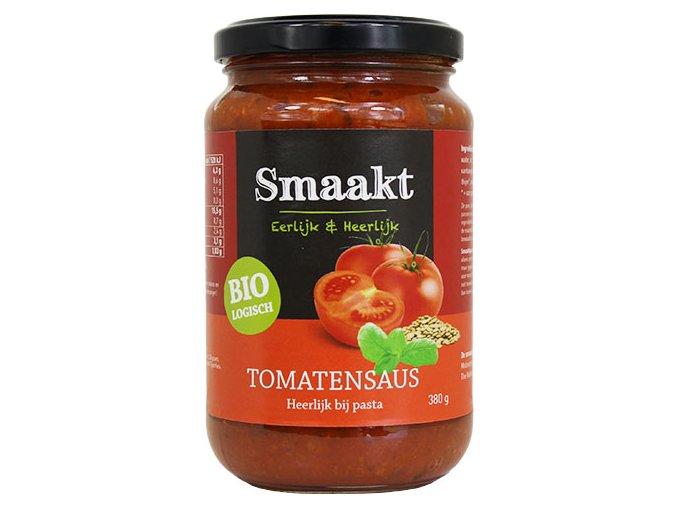 Rajčatová omáčka na těstoviny – Smaakt, 370ml/380g
