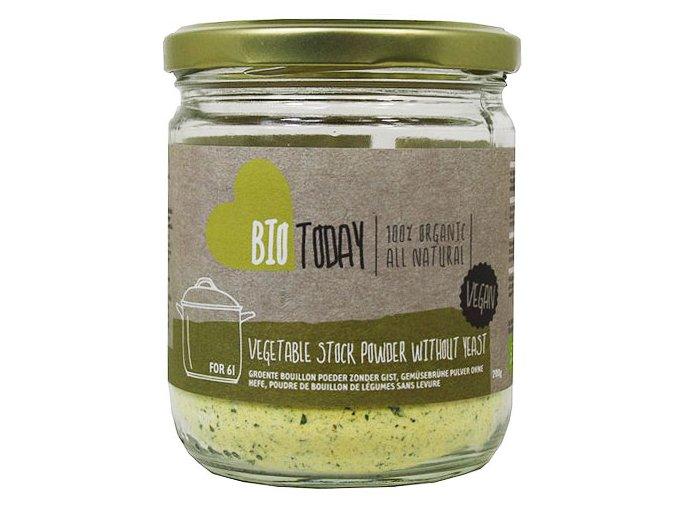 Zeleninový bujón v prášku, bez droždí – Bio Today, 200g