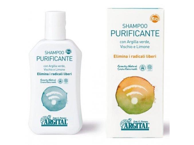 Očistný šampon proti volným radikálům 250 ml