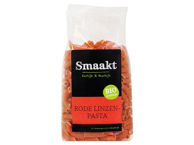 Těstoviny  z červené čočky, bio – Smaakt, 200 g