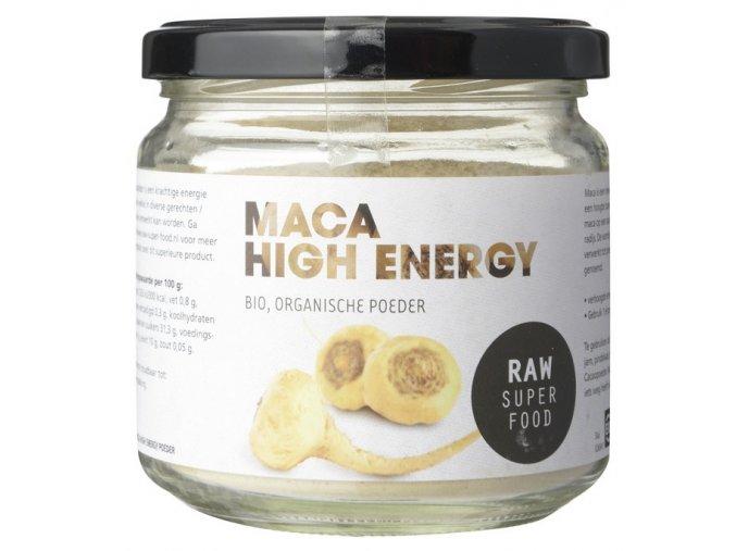 Maca prášek, bio, raw – Raw Organic Food, 175g