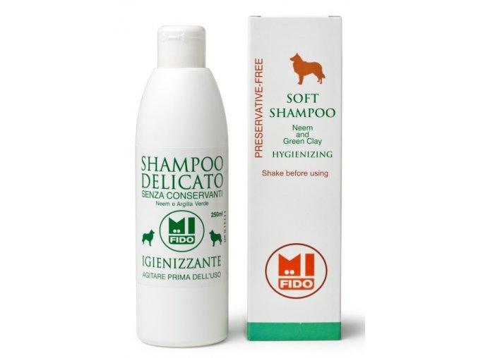 Antiparazitní BIO šampon pro psy MI FIDO