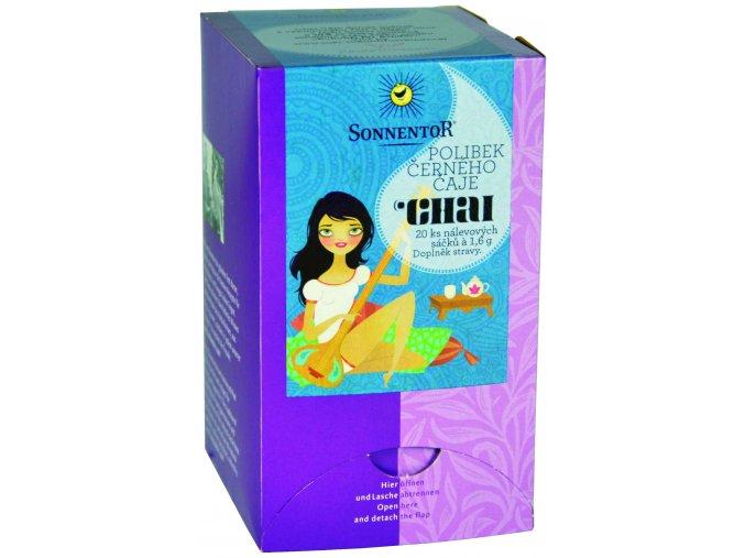 Chai - polibek černého čaje SONNENTOR 32g
