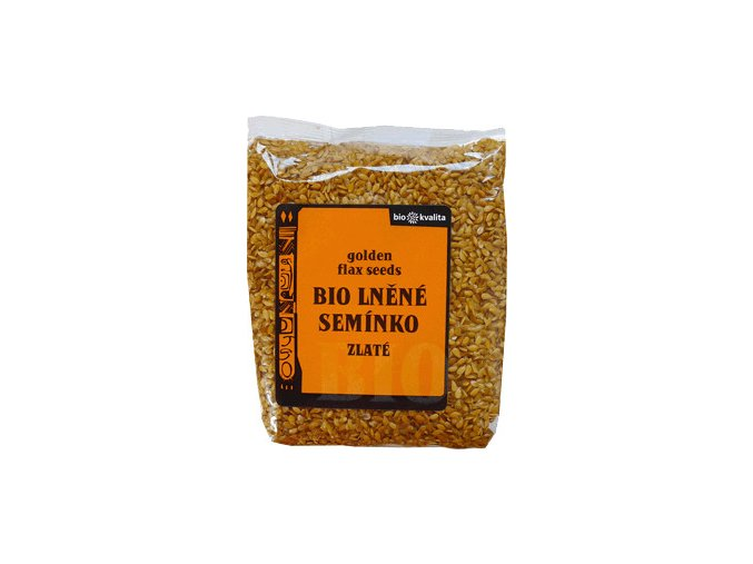 Len zlatý 300 g Bio