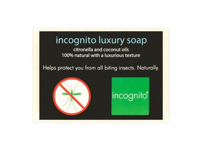 Citronellové mýdlo proti hmyzu incognito
