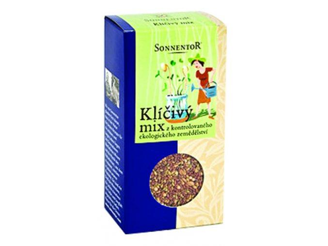 Klíčivý mix (řeřicha, ředkvička, hořčice, alfalfa), bio - Sonnentor, 120g
