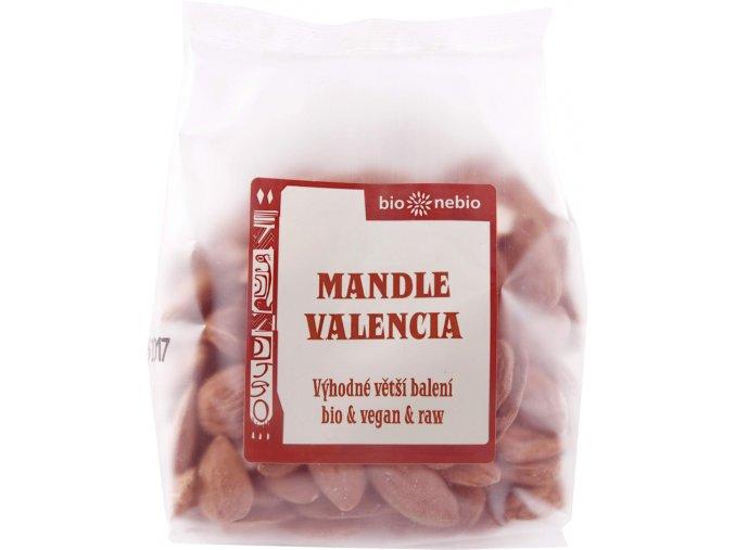 Mandle VALENCIA, bio 200g