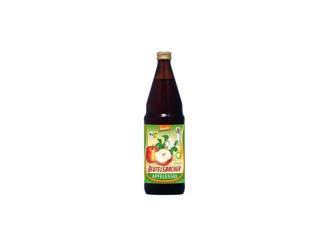 Bio jablečný ocet, nepasterizovaný nefiltrovaný 750 ml