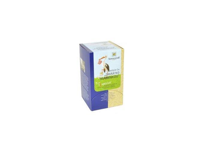 Raráškův čaj - Zakrátko maminkou porc. dárkový bio 20g