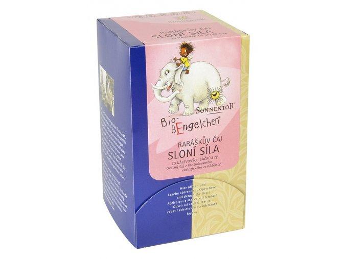 Raráškův čaj - sloní síla porc., bio - Sonnentor - 40g