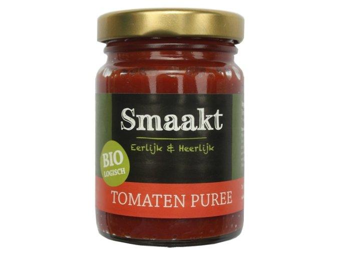 Rajčatový protlak, Bio – Smaakt, 100g
