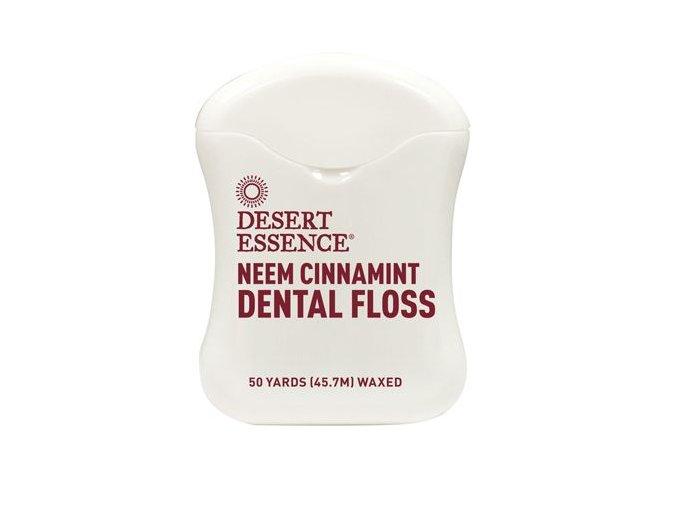 Zubní nit NEEM skořice a máta