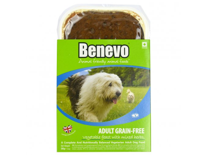 benevo ben201 grain free vegetable feast 395g 01 1500 o