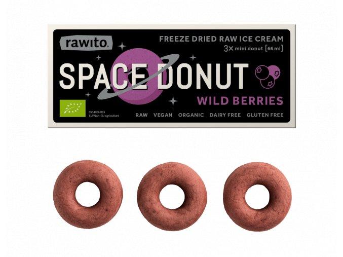 Rawito SpaceDonut 1 Berries