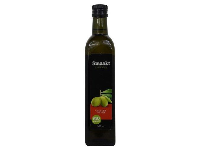 AKCE - Extra panenský olivový olej, Bio - Smaakt, 500 ml