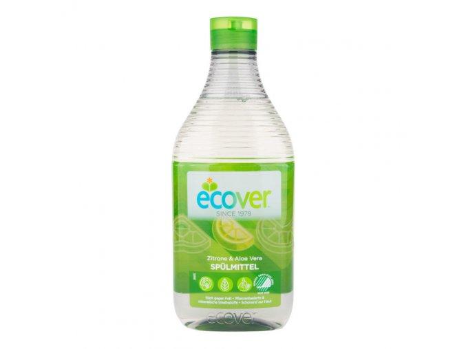 ECOVER na nádobí s aloe a citrónem 450 ml
