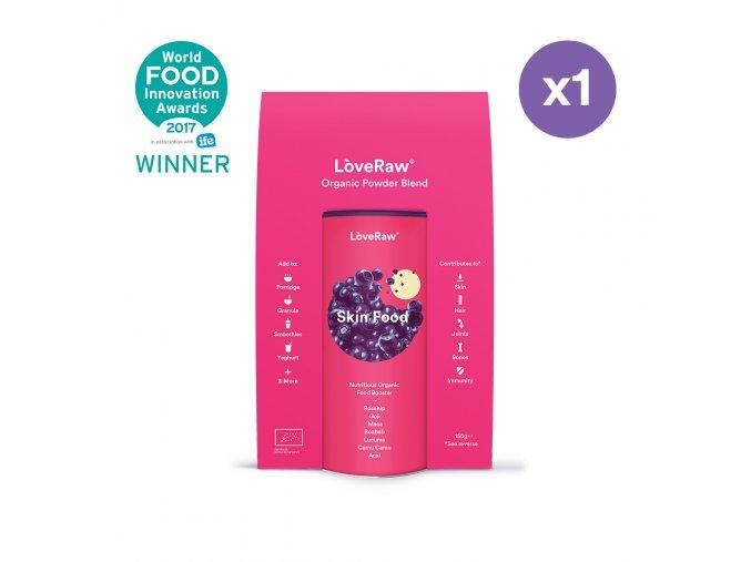 Skin Food with awards logo 2048x2048