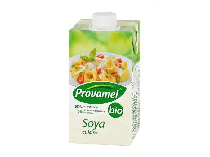 Smetana sójová 250 ml BIO