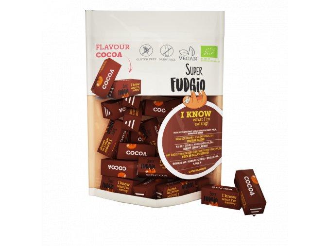 Veganské karamely kakao bio