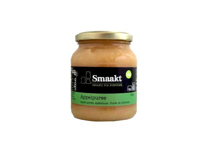 Jablečné pyré, bio – Smaakt, 360 g