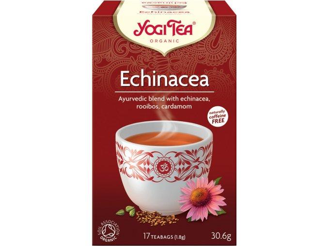 Yogi Tea - Echinacea, bio - 17 x 1,8 g