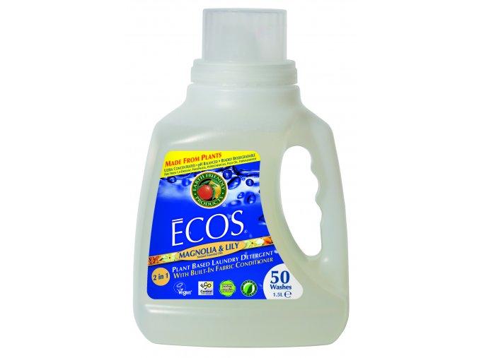 EFP Prací gel Ecos 2v1 Magnolie a Lilie 1,5l - 50 praní