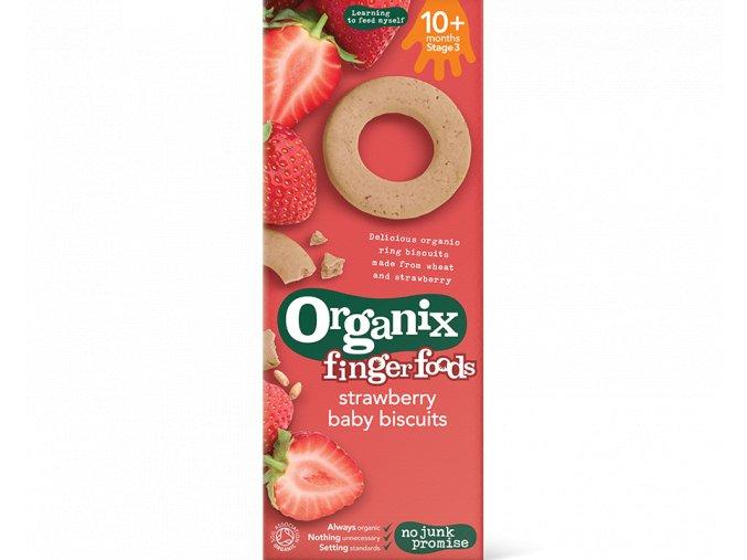 Strawberry Babybiscuit 10m 0