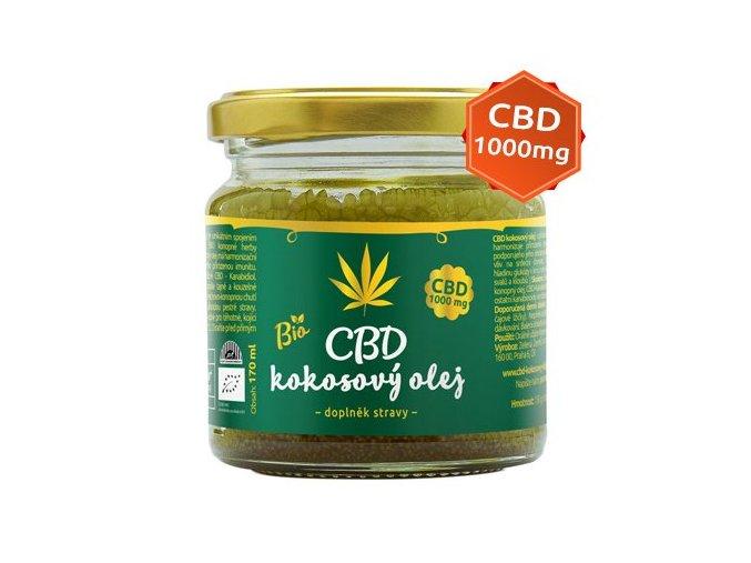 cbd kokosovy olej