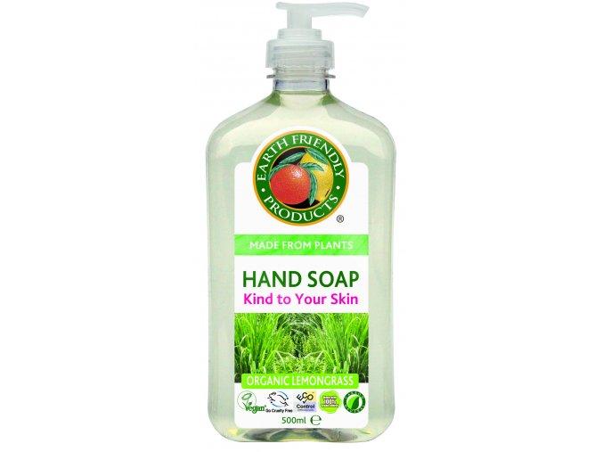 EFP Mýdlo na ruce tekuté Citronová tráva – 500ml