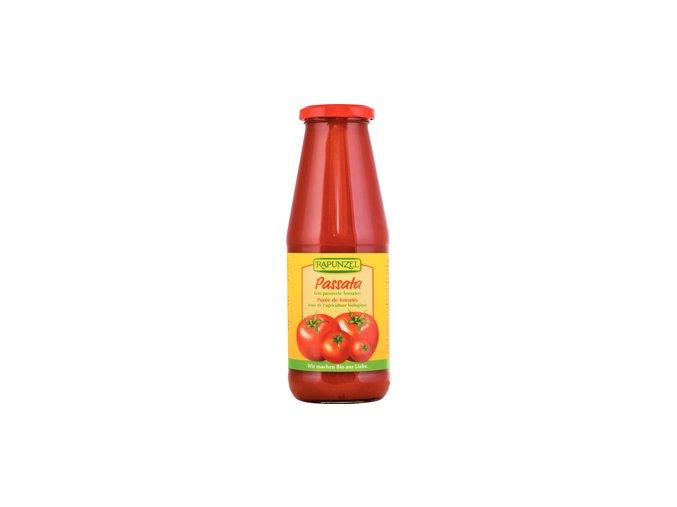 Bio passata: drcená rajčata 680 g