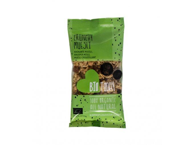 Křupavé müsli do kapsy, bio – Bio Today, 45 g