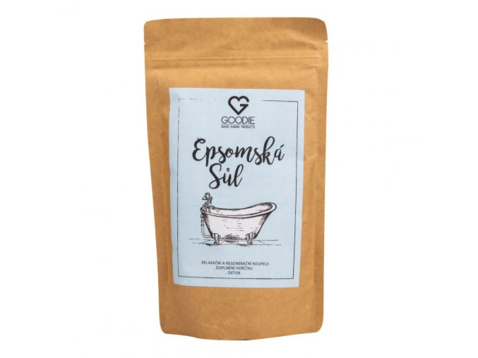Epsomská sůl 500g