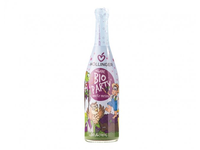 limonada bio party 750 ml biohollinger