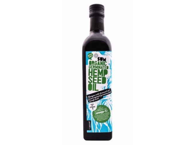 onopný olej z naklíčených semínek 500 1