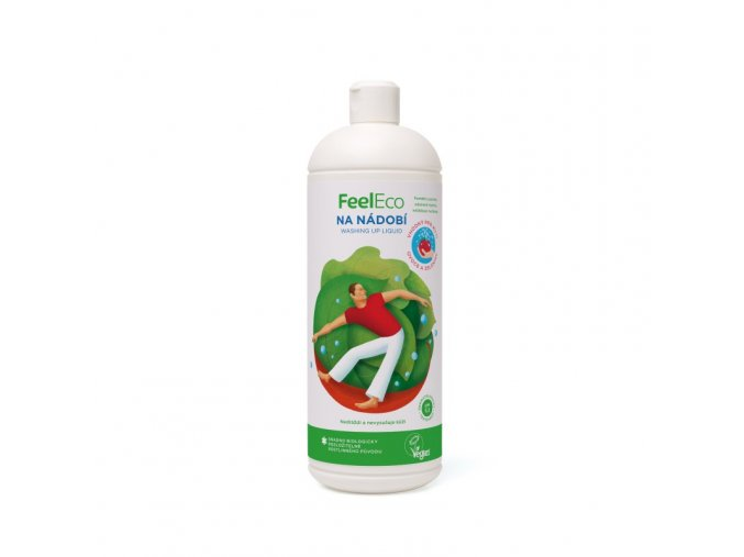 Prostředek na mytí nádobí - Feel Eco, 1 l