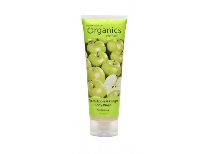 Sprchový gel ze zeleného jablka a zázvoru (Green Apple & Ginger Body Wash)