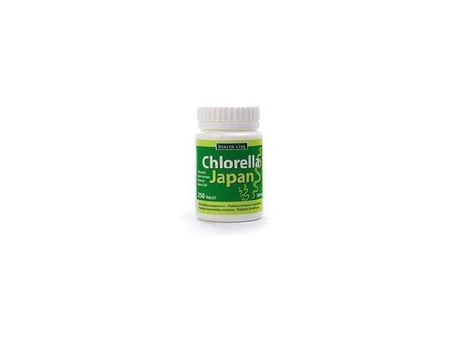 Health Link Chlorella Japan 250 tbl. (200 mg) - AKCE
