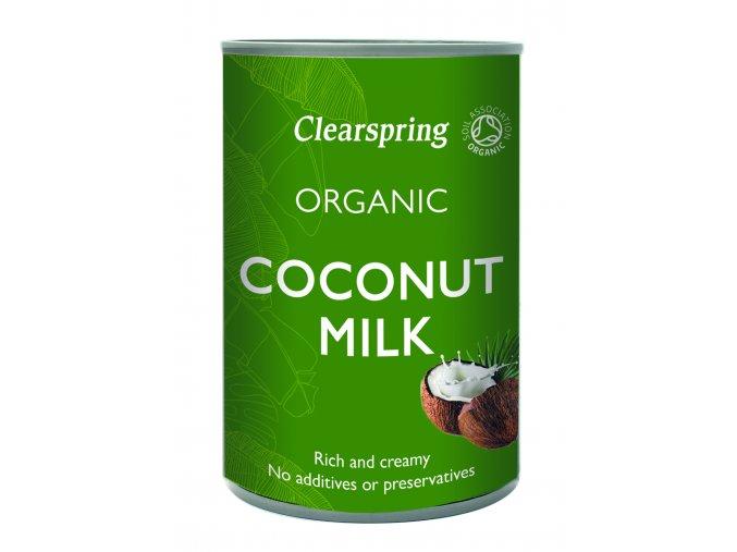 36690 kokosové bio mléko clearspring