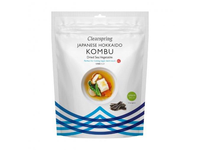 36157 japonska morska rasa kombu clearspring 40g