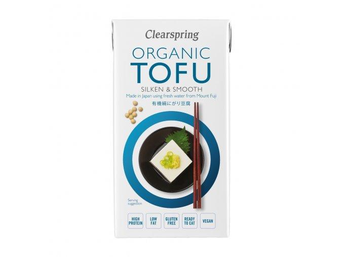 36710 hedvabne tofu bio clearspring 300g