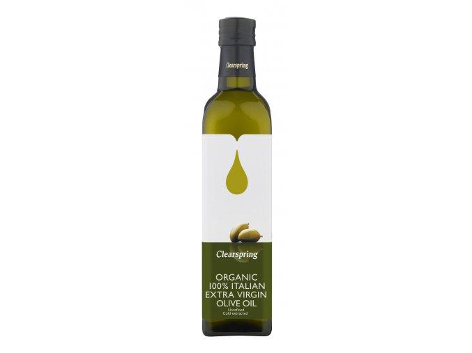 36473 italský extra pannenský olivový olej bio clearspring