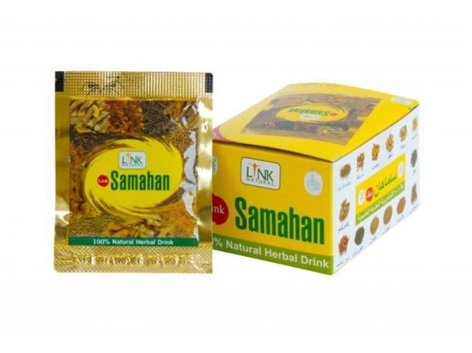 Samahan - Instantní bylinný nápoj, 10 sáčků